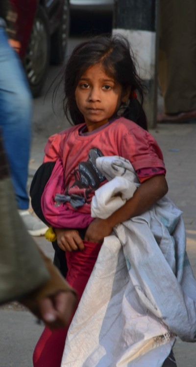 Inequality is Bad for Everyone!  Especially our street children…